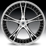 chrome rims, custom rims ACV149