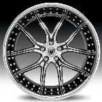 chrome rims, custom rims AF150