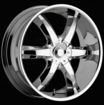 chrome rims, custom rims 760 Lucuna