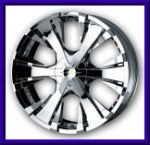 chrome rims, custom rims Phang 2130