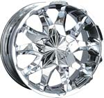 chrome rims, custom rims 113