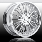 chrome rims, custom rims Neunzig Chrome