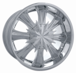 chrome rims, custom rims 715