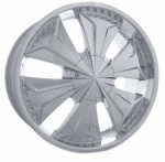 chrome rims, custom rims 851