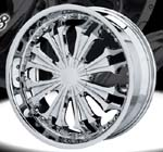 chrome rims, custom rims 38