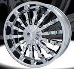 chrome rims, custom rims 40