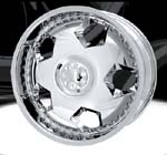 chrome rims, custom rims 43