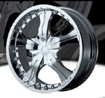 chrome rims, custom rims 700