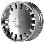 chrome rims, custom rims Rogue 832-833
