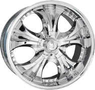 chrome rims, custom rims 718