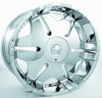 chrome rims, custom rims 902