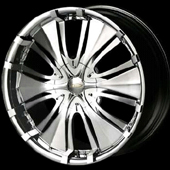 Cost To Mount And Balance Tires >> Baccarat Rims, Baccarat Wheels, Chrome Rims At Discount Prices