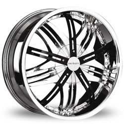 "This is the beautiful ""DIVINITY DV-10"" rim, it has a CHROME finish, a remarkable rim, has a good elegant look to it, and a very smooth ride to it, Has a mid lip for those looking for a lil lip but not too much ""JUST ENOUGH"". Very dependable rim, does not rust or mold at all like all those other flimsy rims. One of the best wheels you can have under your vehicle, to make it look beautiful and also have that fancy look"