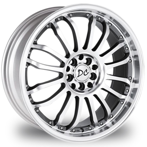"This is the cutting edge ""DRAGCONCEPTS-VORTEK"" rim, it has a CHROME finish, a remarkable rim, has a good elegant look to it, and a very smooth ride to it, Has no lip for those looking for a rim with no lip just ""ALL RIM"". Very dependable rim, does not rust or mold at all like all those other flimsy rims. One of the best wheels you can have under your vehicle, to make it look beautiful and also have that fast in the furious look."