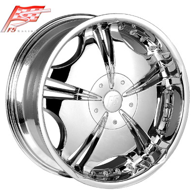 "This is the cutting edge ""F5 90S"" rim, it has a CHROME finish, a remarkable rim, has a good elegant look to it, and a very smooth ride to it, Has no lip for those looking for a rim with no lip just ""ALL RIM"". Very dependable rim, does not rust or mold at all like all those other flimsy rims. One of the best wheels you can have under your vehicle, to make it look beautiful and also has the confident look to it."
