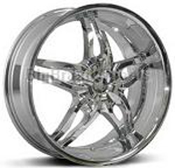 "This is the remarkable ""GINO 515"" rim, it has a CHROME finish, a very outstanding rim, has a good elegant look to it, and a very smooth ride to it, Has mid lip for those looking for a rim with lil lip but enough rim on it ""JUST ENOUGH"". Very dependable rim, does not rust or mold at all like all those other flimsy rims. One of the best wheels you can have under your vehicle, to make it look beautiful and also has the cutting edge look to it."