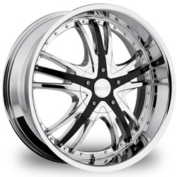 "This is the one-of-a-lkind ""GITANGO GT-38"" rim, it has a CHROME finish, a very outstanding rim, has a good unique look to it, and a very smooth ride to it, Has mid lip for those looking for a rim with lil lip but enough rim on it ""JUST ENOUGH"". Very dependable rim, does not rust or mold at all like all those other flimsy rims. One of the best wheels you can have under your vehicle, to make it look beautiful and also has the cutting edge look to it"