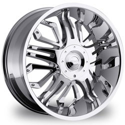 "This is the one-of-a-kind ""GITANGO GT-50"" rim, it has a CHROME finish, a very outstanding rim, has a good unique look to it, and a very smooth ride to it, Has mid lip for those looking for a rim with lil lip but enough rim on it ""JUST ENOUGH"". Very dependable rim, does not rust or mold at all like all those other flimsy rims. One of the best wheels you can have under your vehicle, to make it look beautiful and also has the cutting edge look to it.."