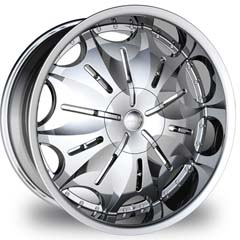 "This is the confident ""HOYO-H3"" rim, it has a CHROME finish, a very outstanding rim, has a good smooth look to it, and a very righteous ride to it, Has mid lip for those looking for a rim with lil lip but enough rim on it ""JUST ENOUGH"". Very dependable rim, does not rust or mold at all like all those other flimsy rims. One of the best wheels you can have under your vehicle, to make it look beautiful and also has the confident look to it."