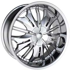 "This is the one of a kind ""HOYO-H4"" rim, it has a CHROME finish, a very outstanding rim, has a good smooth look to it, and a very righteous ride to it, Has mid lip for those looking for a rim with lil lip but enough rim on it ""JUST ENOUGH"". Very dependable rim, does not rust or mold at all like all those other flimsy rims. One of the best wheels you can have under your vehicle, to make it look beautiful and also has the confident look to it."
