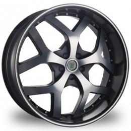 "This is the mind-blowing ""PHINO 148"" rim, it has a CHROME finish, a very outstanding rim, has a good smooth look to it, and a very righteous ride to it, Has mid lip for those looking for a rim with lil lip but enough rim on it ""JUST ENOUGH"". Very dependable rim, does not rust or mold at all like all those other flimsy rims. One of the best wheels you can have under your vehicle, to make it look beautiful and also has the powerful look to it."