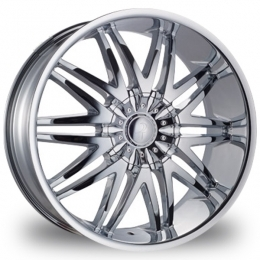 "This is the mind-blowing ""PHINO 48"" rim, it has a CHROME finish, a very outstanding rim, has a good smooth look to it, and a very righteous ride to it, Has mid lip for those looking for a rim with lil lip but enough rim on it ""JUST ENOUGH"". Very dependable rim, does not rust or mold at all like all those other flimsy rims. One of the best wheels you can have under your vehicle, to make it look beautiful and also has the powerful look to it."