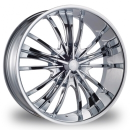 "This is the mind-blowing ""PHINO 88"" rim, it has a CHROME finish, a very outstanding rim, has a good smooth look to it, and a very righteous ride to it, Has mid lip for those looking for a rim with lil lip but enough rim on it ""JUST ENOUGH"". Very dependable rim, does not rust or mold at all like all those other flimsy rims. One of the best wheels you can have under your vehicle, to make it look beautiful and also has the confident look to it."