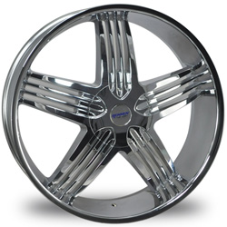 "This is the cutting edge ""RENNEN RS6"" rim, it has a CHROME finish , a very outstanding rim, has a good smooth look to it, and a very righteous ride to it, Has no lip for those looking for a rim with no lip but more RIM.Very dependable rim, does not rust or mold at all like all those other flimsy rims. One of the best wheels you can have under your vehicle, to make it look beautiful and also has the powerful look to it."
