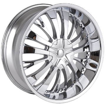 "This is the cutting edge ""TYFUN 705"" rim, it has a CHROME finish , a very outstanding rim, has a good smooth look to it, and a very righteous ride to it, Has mid lip for those looking for a rim with a lil lip but enough lip and enough rim. Very dependable rim, does not rust or mold at all like all those other flimsy rims. One of the best wheels you can have under your vehicle, to make it look beautiful and also has the CONFIDENT look to it."
