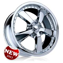 "This is the  vibrant ""VELOCITY 178"" rim, it has a CHROME finish , a very outstanding rim, has a good smooth look to it, and a very righteous ride to it, Has mid lip for those looking for a rim with a lil lip but enough lip and enough rim. Very dependable rim, does not rust or mold at all like all those other flimsy rims. One of the best wheels you can have under your vehicle, to make it look beautiful and also has the one of a kind look to it."