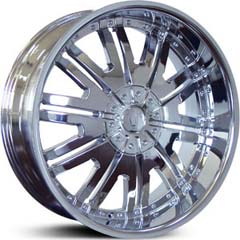 "This is the  genuine ""VELOCITY 600"" rim, it has a CHROME finish , a very outstanding rim, has a good smooth look to it, and a very righteous ride to it, Has mid lip for those looking for a rim with a lil lip but enough lip and enough rim. Very dependable rim, does not rust or mold at all like all those other flimsy rims. One of the best wheels you can have under your vehicle, to make it look beautiful and also has the one of a kind look to it."